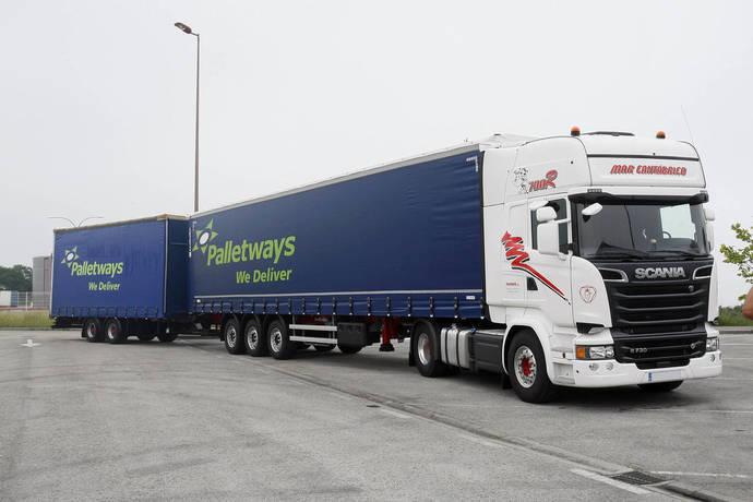 El Megacamión dará cobertura a la ruta Santander - Madrid