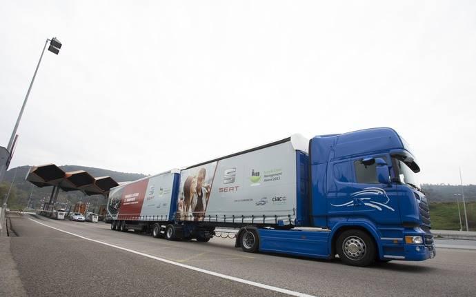 El CIAC reivindica la autorización del megatruck para transportar automóviles