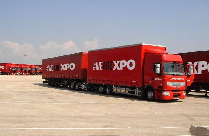 XPO Logistics crea el servicio transporte EMS megacamiones en España