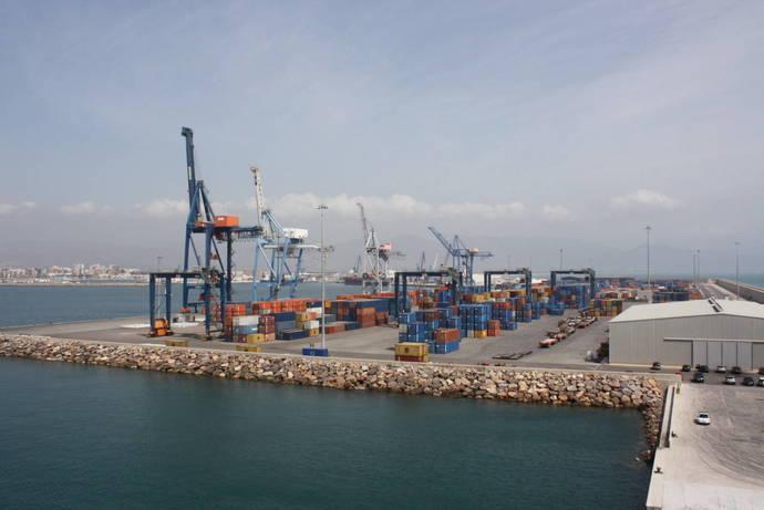 'El corredor mediterráneo clave para el crecimiento del puerto'
