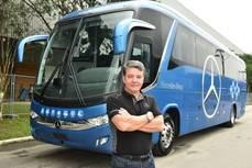 Mercedes entregará 500 autobuses a Nigeria