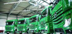 Mercedes-Benz Uptime optimiza la disponibilidad del Actros