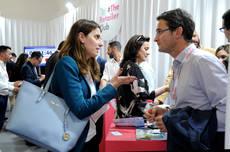 Imagen de la segunda edición del eDelivery Barcelona Expo & Congress.