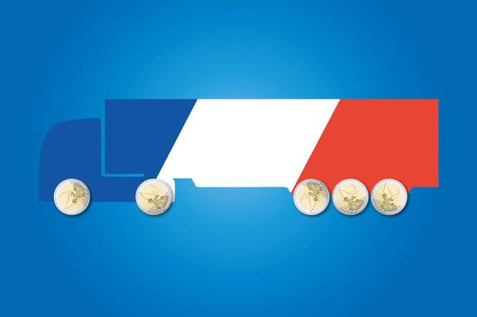 6 Datos de TimoCom sobre la nueva ley del salario mínimo en Francia