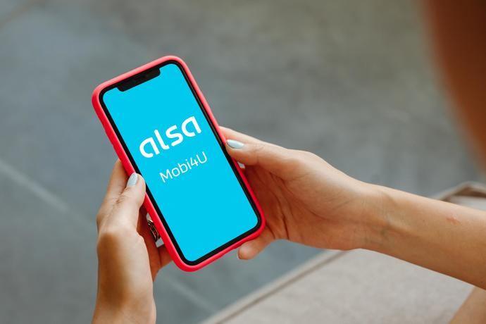 Alsa lanza 'Mobi4U', su nueva app de movilidad como servicio