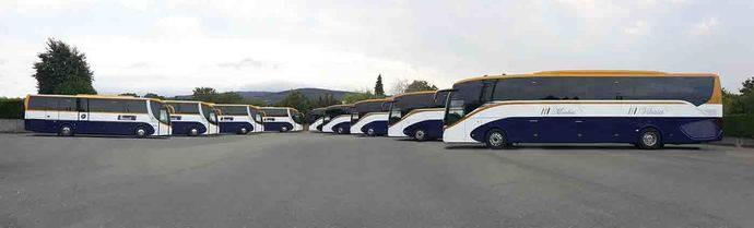 Monbus incorpora nuevos vehículos a su flota