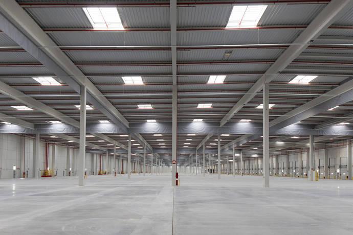 CBRE cierra 2017 como líder gestionando, 2.300.000 m2 de naves logísticas