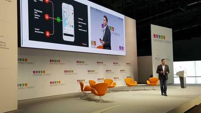 Moovit explica sus diferencias con otras apps