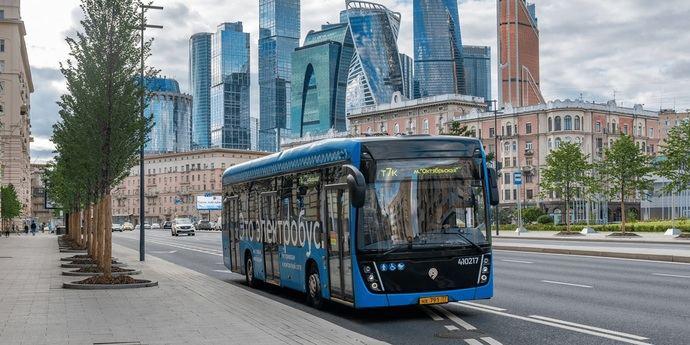 Moscú solo adquirirá autobuses eléctricos para su transporte, desde julio