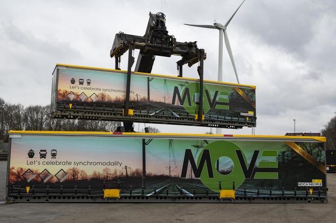 Acuerdo Kässbohrer-Move Intermodal: 125 vehículos más