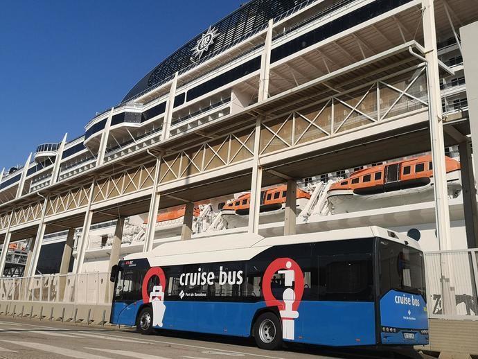 El Cruise Bus de Moventis retoma su servicio con nuevos vehículos de GNC