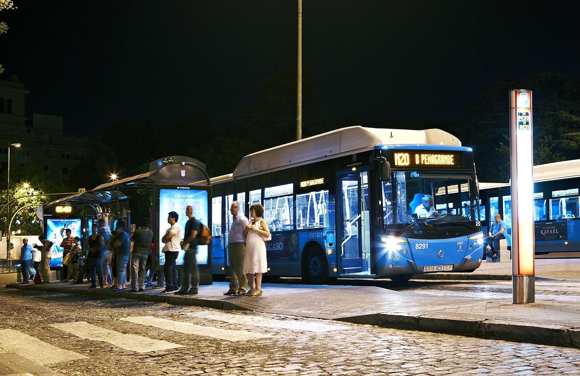 El presupuesto del crtm ascender a millones de for Oficinas del consorcio de transportes de madrid puesto 2