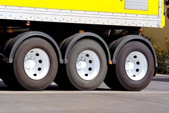 Registro de las importaciones de neumáticos chinos