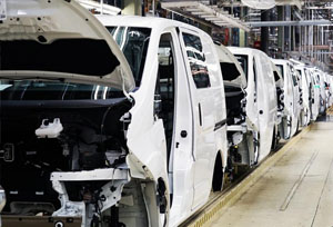 Nissan Motor Ibérica aumenta la producción de la furgoneta eléctrica e-NV200 en Barcelona