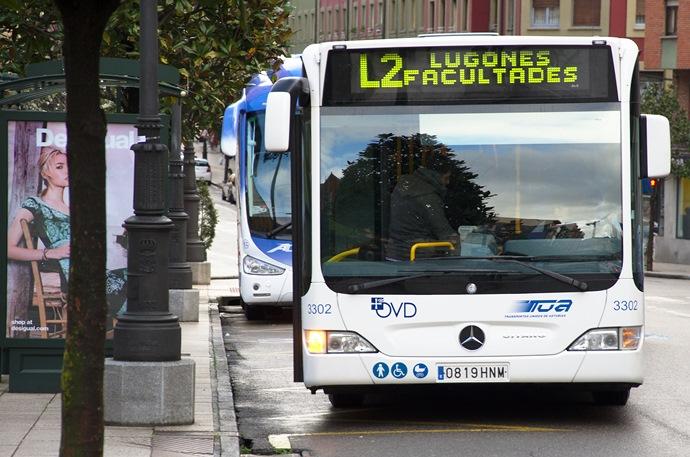 Asturias realiza idea pionera de transporte p blico en for Oficinas del consorcio de transportes de madrid puesto 2