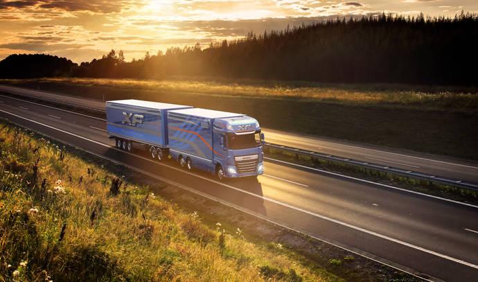 La nueva gama de camiones CF y XF de DAF ya está completa