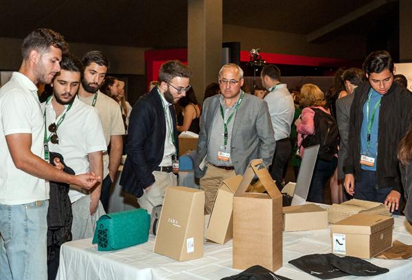 300 alumnos presentes en los premios del clúster de embalaje