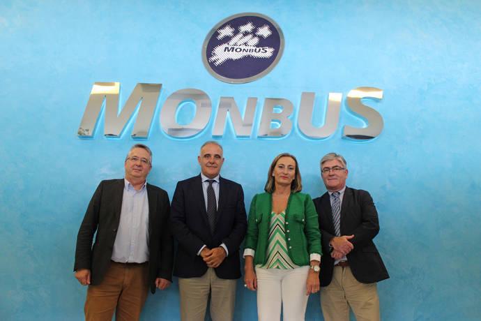 Monbus se adhiere al Programa Incorpora de La Caixa