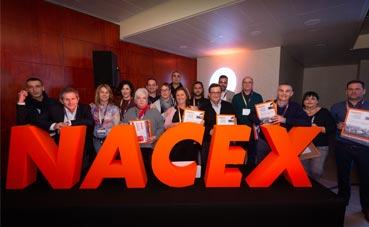 Nacex celebra su XXIV Convención Nacional en Madrid