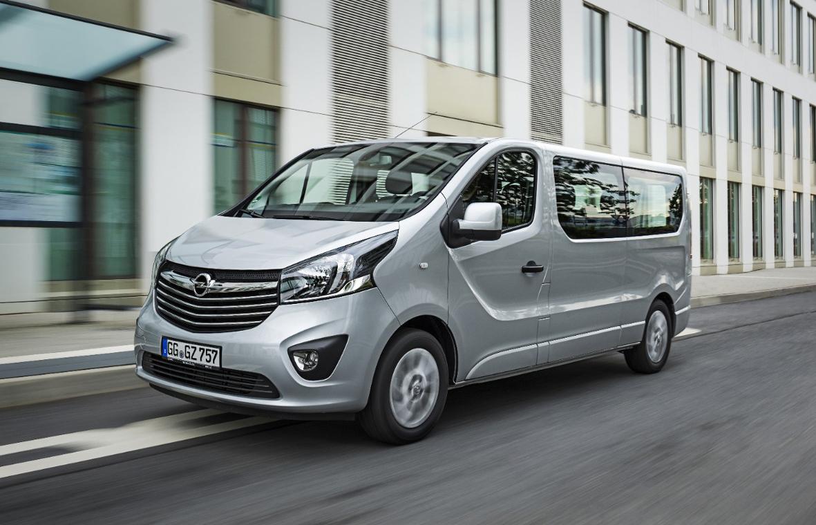Opel incorporará Navi 80 IntelliLink para sus modelos Vivaro y Movano