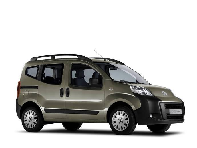 Nuevo motor para el vehículo comercial Citroën Nemo Multispace