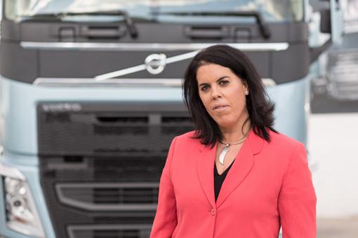 Nere de Achurra, nueva directora comercial de Volvo Trucks Sales España