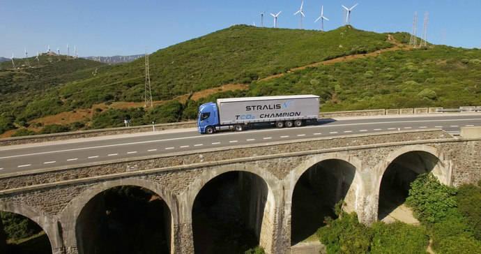 Iveco demuestra su liderazgo en soluciones de gas natural con un buen número de nuevos pedidos