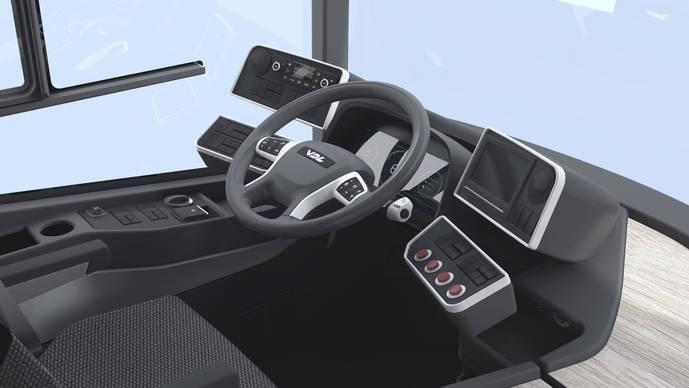 El conductor, indispensable en la nueva generación de Citeas eléctricas