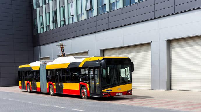 Solaris aprovecha Busworld para mostrar tres de sus nuevas innovaciones