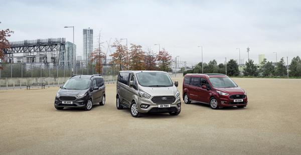 Ford estrena la nueva gama de Tourneo