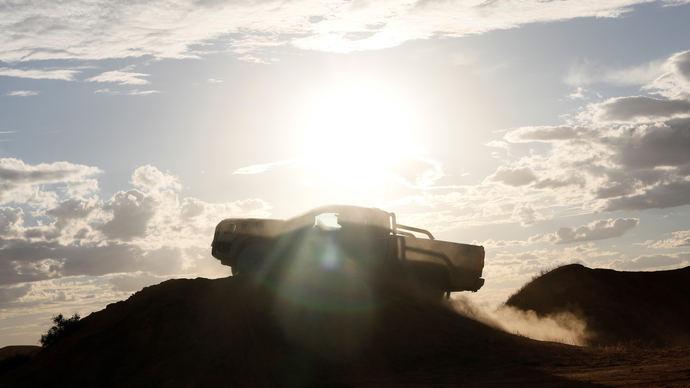 Prepárese para la nueva generación de furgonetas Ford Ranger