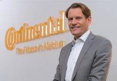 Nikolai Setzer toma posesión de su cargo como CEO de Continental