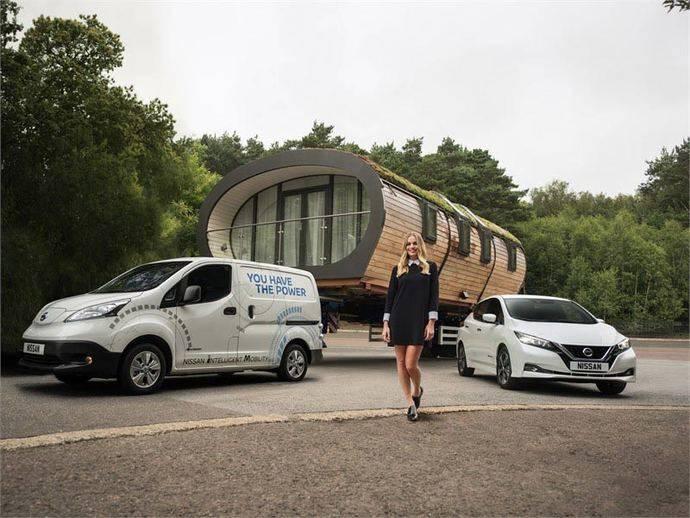 Nuevos proyectos entre Nissan y la actriz Margot Robbie
