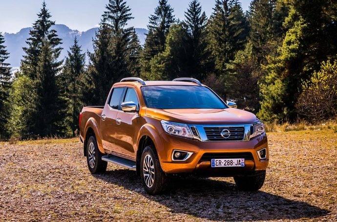 50.000 unidades vendidas del Nissan Navara en Europa