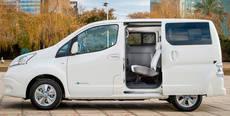 Nueva furgoneta Nissan e-NV200 con mayor autonomía