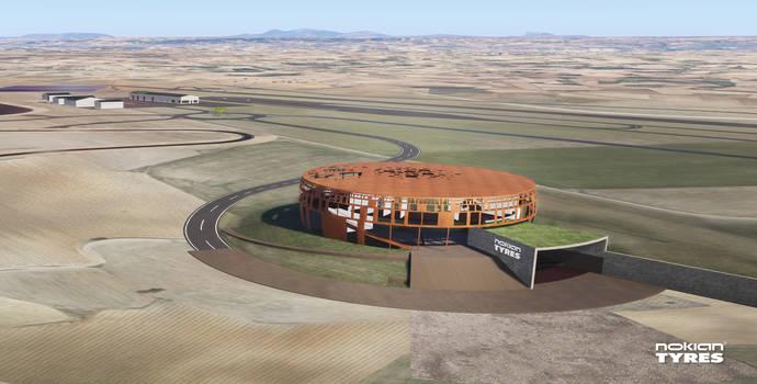 Nokian Tyres inicia construcción de un centro tecnológico en España