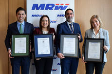 MRW, certificada en Calidad y Gestión Ambiental según las ISO 9001 y 14001