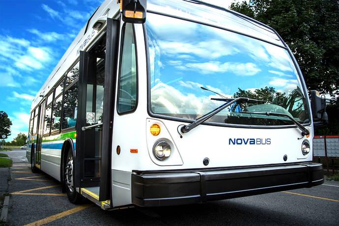 Volvo recibe pedido más grande hasta el momento de autobuses híbridos