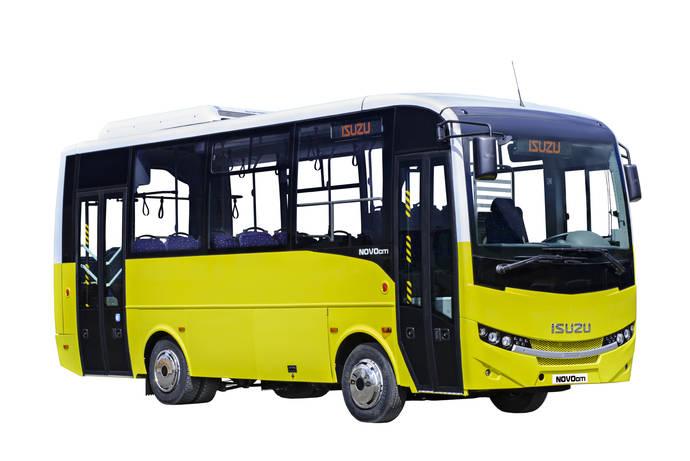 Anadolu Isuzu muestra en Busworld nuevas soluciones de transporte urbano