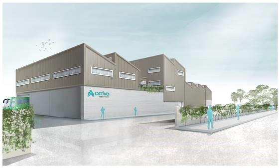Arriva Madrid renovará su sede en Alcorcón, para ser más sostenible