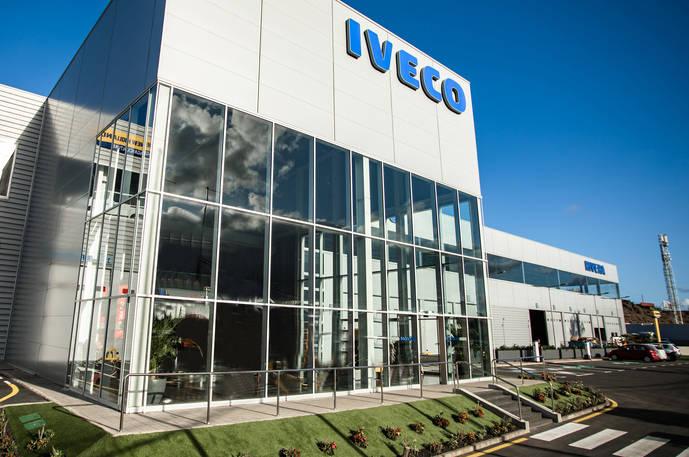 Iveco inaugura unas nuevas instalaciones en Gran Canaria