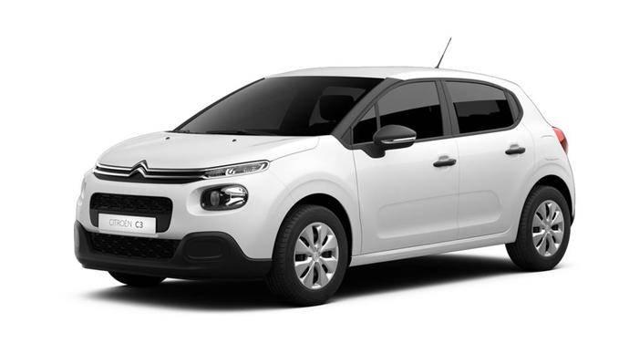 El Citroën C3 ahora también en el mercado de vehículos comerciales