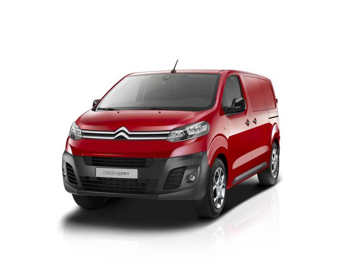El nuevo Citroën Jumpy ya se comercializa en España