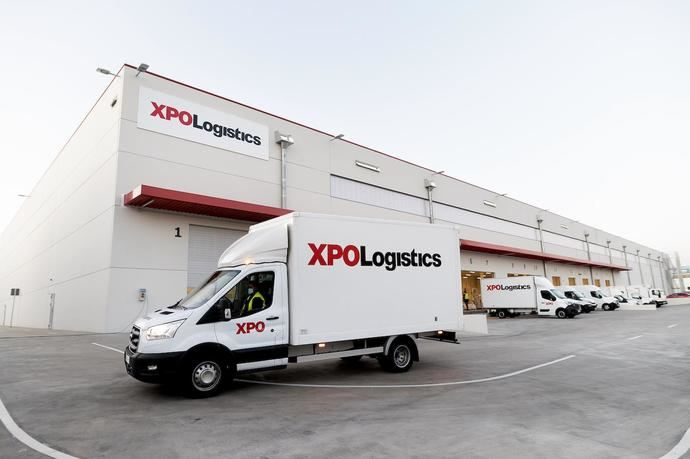 XPO Logistics inaugura un nuevo hub en Madrid