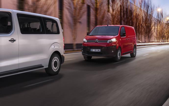 Citroën arranca el año con fuerza, gracias a gama renovada de vehículos comerciales