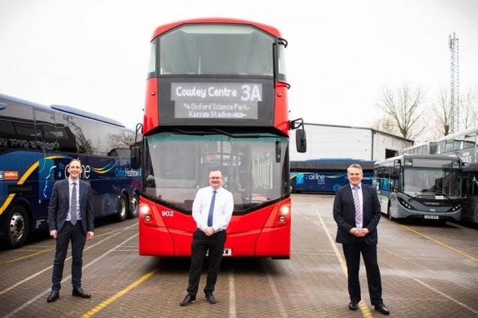 Oxford Bus modifica sus servicios para la vacunación frente al Covid-19