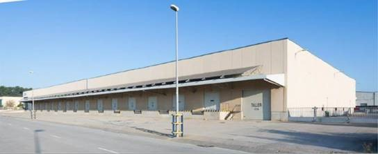 Ontime Logística Integral amplía superficie con nueva plataforma logística de 11.000 m2