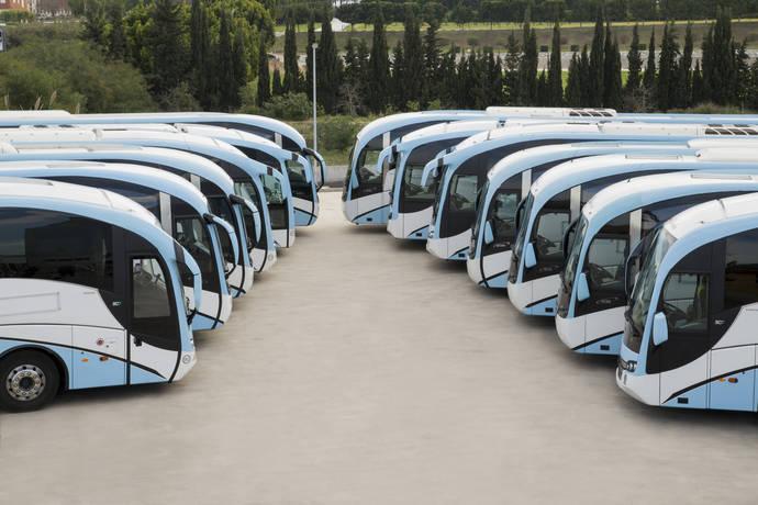Se producen mejoras en el Sector del autobús en Andalucía
