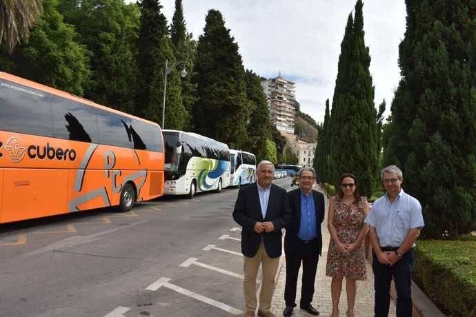 Apetam aplaude la ampliación de paradas turísticas en Málaga capital