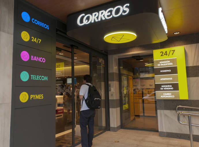 Plusfresc instala CityPaq de Correos en 29 de sus tiendas de Lérida